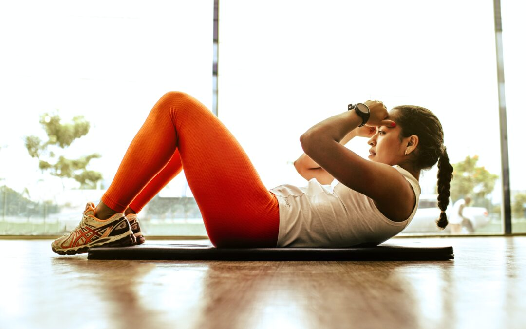 5 great exercises for a full-body workout!